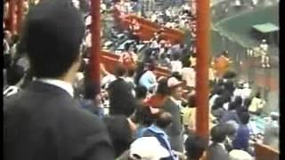 1984年(昭和59年)日本シリーズ.
