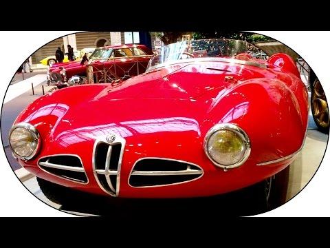 Alfa Romeo Disco Volante. Так звучит - Alfa Romeo Disco Volante скачать песню мп3