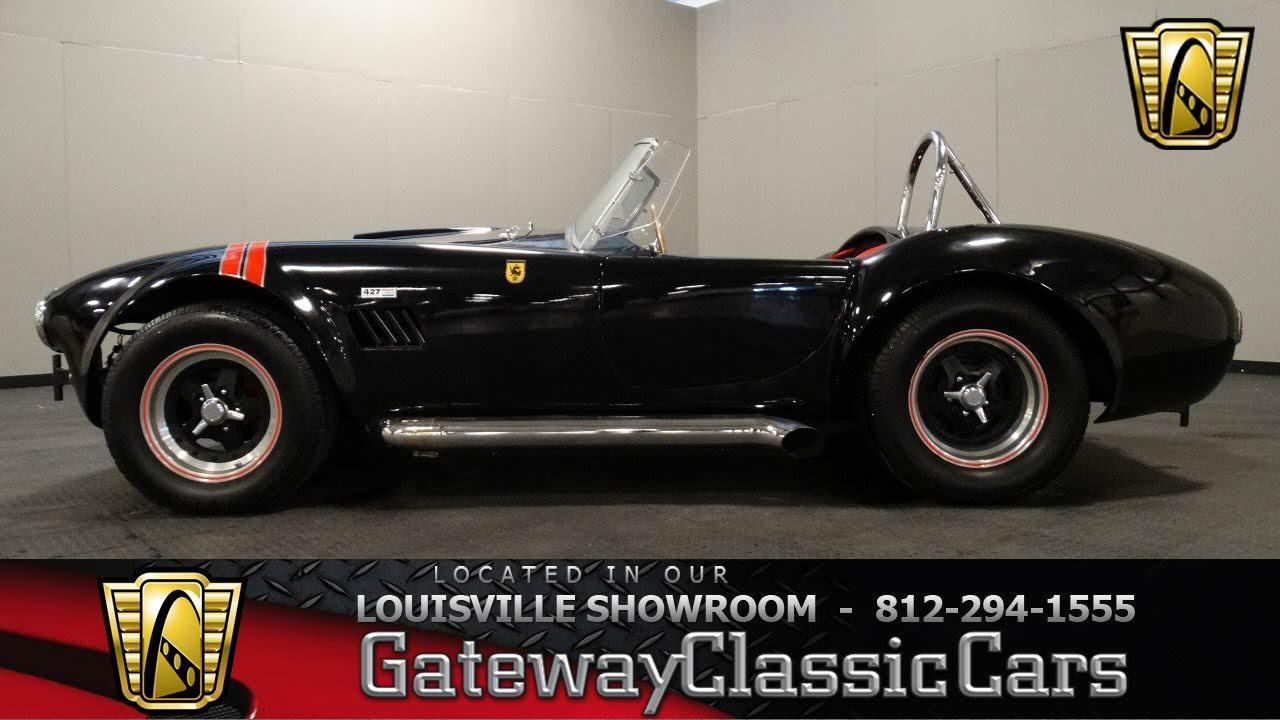1966 AC Cobra Kit Car - Louisville Showroom - Stk #1134