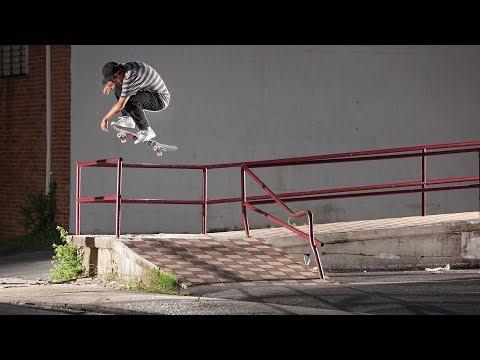 Trent McClung Goes Pro | Primitive Skate | Full Part