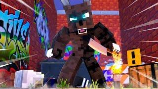 Twisted Wolf Breaks Murder Mystery !? | Minecraft FNAF Roleplay