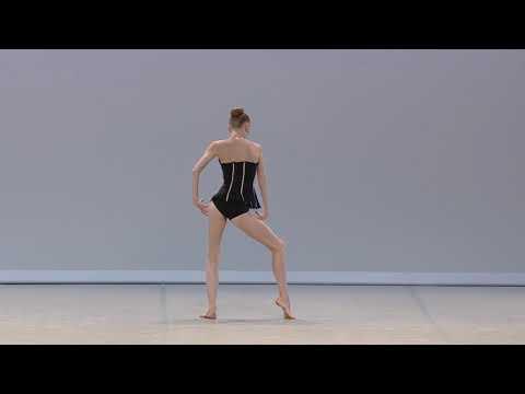 Audrey Freeman, 104 - Prix de Lausanne 2018, contemporary
