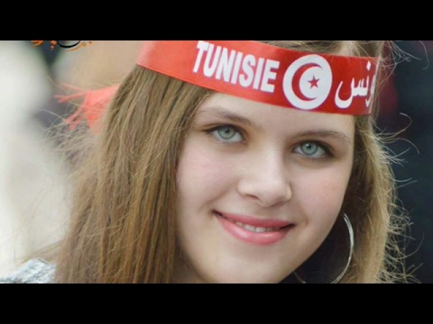 Tunisian Beauty