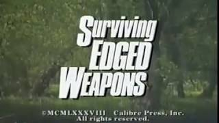 Best of Surviving Edged Weapons