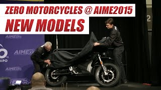 Zero Motorcycles - Official 2016 New Models Reveal at AIMExpo 2015 - Full Presentation