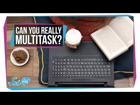 Can You Really Multitask?