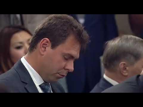 Владимир Путин: Шымкент - станет культурной столицей СНГ