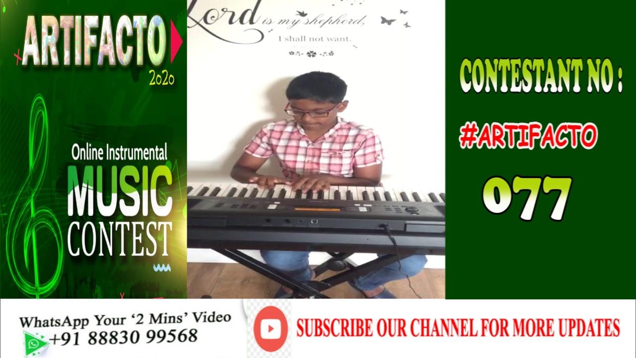 Online Instrumental Music Contest|ARTIFACTO 2020|#077 Jason Benjamin|Rainham,U.K|Instrumental