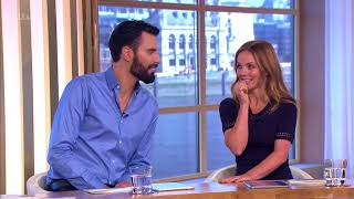 Geri Horner's First Appearance on This Morning   This Morning