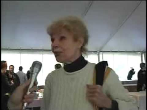 Betsy Palmer Interview - YouTube