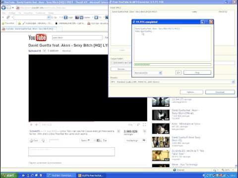 How to download from youtube with DVDvideosoft