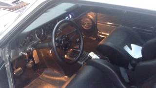 1966 mustang coupe restomod