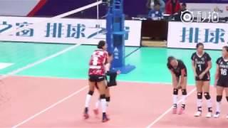 场上似敌场下好友 袁心玥和福建女排姑娘们的故事 Enemies but Friends Untold story of Yuan xinyue and Fujian volleyball girls