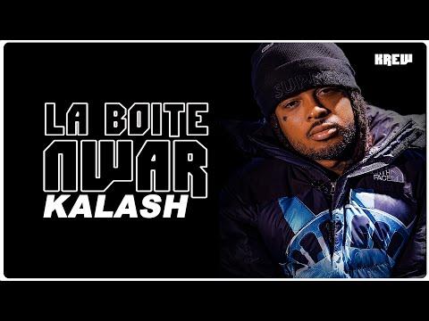 Youtube: Kalash – La Boite Nwar:« En GAV, un policier a léché le visage de ma fille sur son téléphone…»