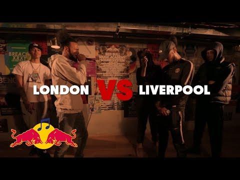 London vs Liverpool | Grime-A-Side 2017: Quarter Final