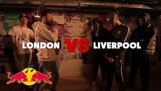 London vs Liverpool | QUARTER FINAL | Grime-A-Side 2017