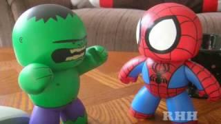 Superhero Muggs Episode 13: The Brawl
