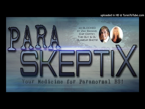 Paraskeptix Show 79: Musical Chairs! The Music of Nick Groff, Zak Bagans and More!
