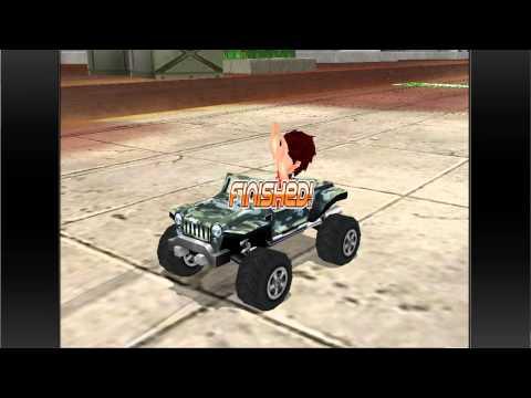 Cartoon Network: Formula Cartoon Racers BETA Walkthrough *HD*