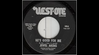 "Jewel Akens' Gay 45 rpm Record, ""He's Good For Me,"" 1973, plus Interview with Akens"