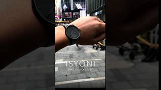 ISYONI.  Walk on the street at Central