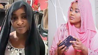 Ana wata ga wata Hadiza Gabon ta faffallawa Amina amal mari kan sharrin lesbian da tai mata