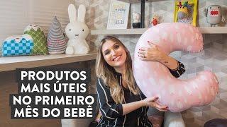 Produtos mais usados no primeiro mês do bebê - Por Lu Ferreira - Chata de Galocha