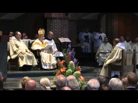 Abbatial Blessing: The Blessing