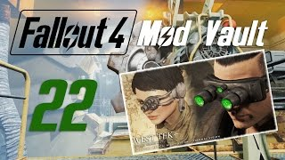 FALLOUT 4 Mod Vault 22 Pretty Explosives Cool Gadgets