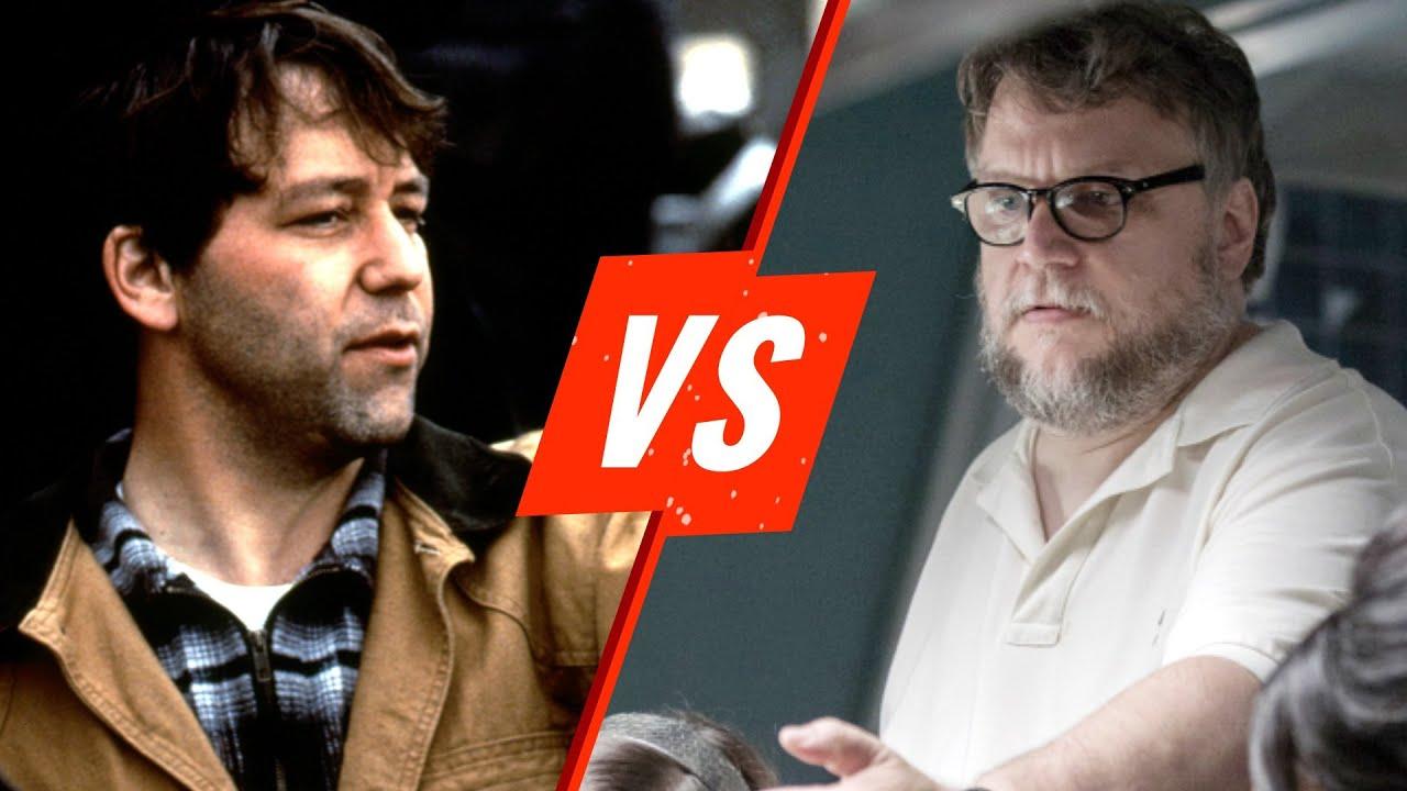 Sam Raimi vs. Guillermo Del Toro | Versus | Rotten Tomatoes