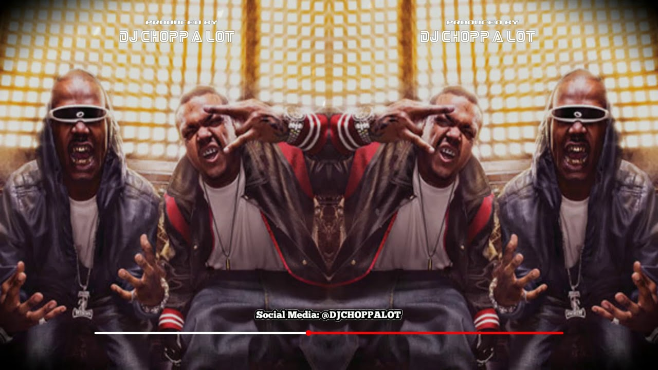 "Three 6 Mafia x Duke Deuce Type Beat - ""Double Cross"""