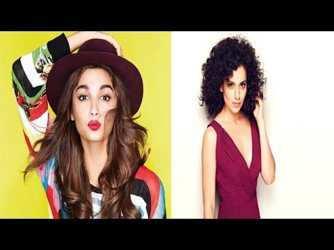 Alia Opens Up About Her Next Film Dragon | Kangana Miffed With Marketing Startegy Of Rangoon