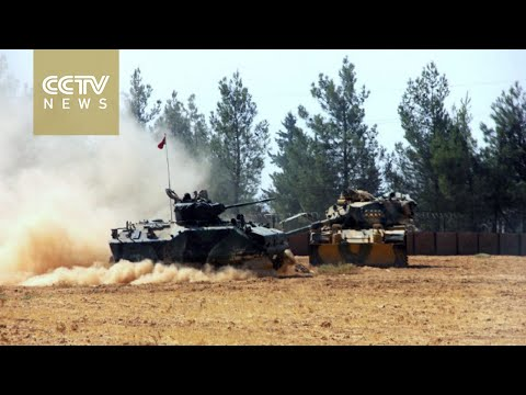 Turkey launches airstrikes against ISIL