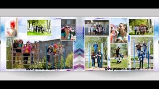 Фотокниги для выпускников школ(Фотокниги для выпускников школ. Комплекс услуг: Фотосъемка, Индивидуальный дизайн, Печать. http://www.printech-studio.ru/, 2014-02-11T13:11:24.000Z)
