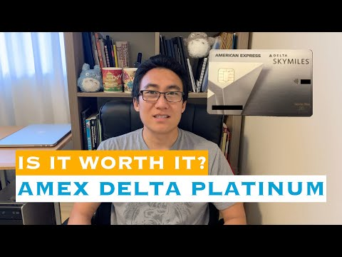 amex-delta-platinum-credit-card-4-months-later---keep-or-cancel?