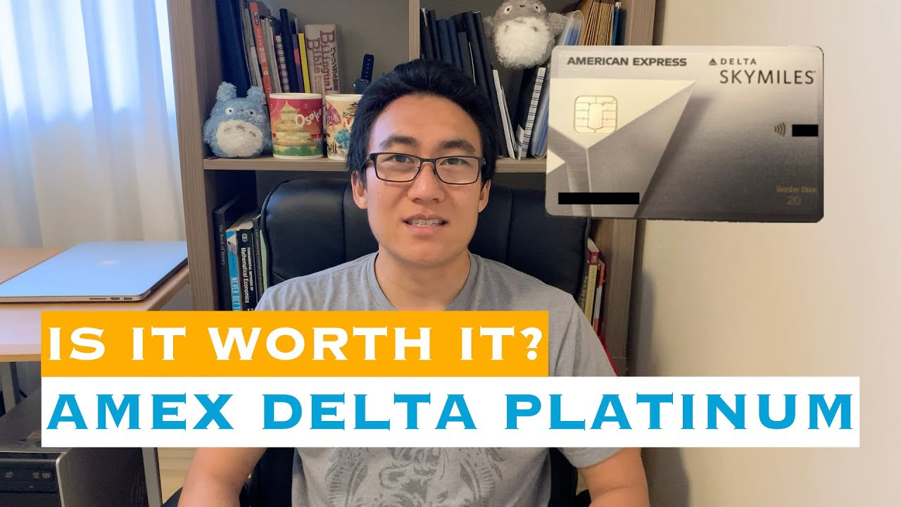 Download Amex Delta Platinum Credit Card 4 Months Later - Keep Or Cancel?