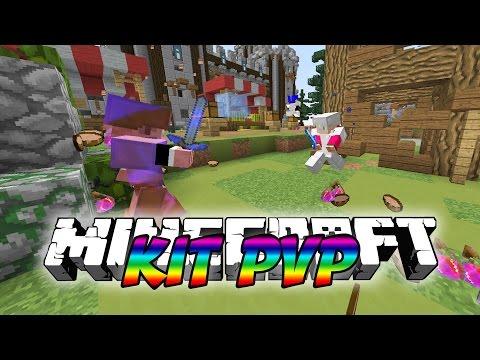 """BECOME SUPERMAN!""| Minecraft KIT PVP w/LandonMC"