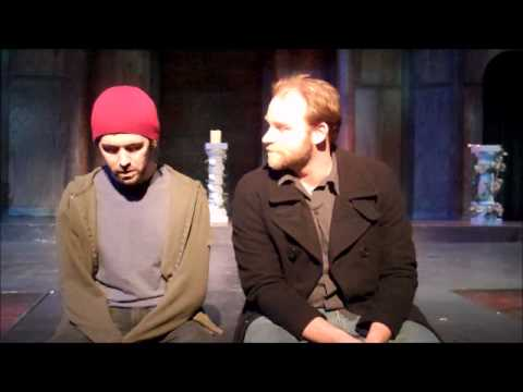 Daniel Parvis and Matt Nitchie, two very noble kin...