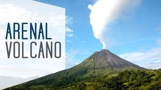 Arenal Volcano - Costa Rica by Frog TV