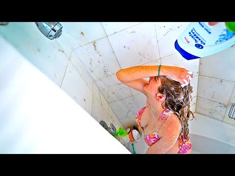 SHAMPOO PRANK ON GIRLFRIEND! **PRANK WARS GONE WRONG**