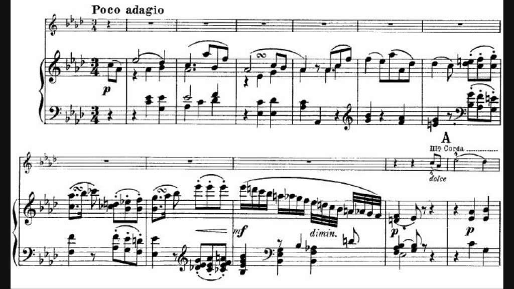 Felix Mendelssohn - Violin Sonata in F minor, Op. 4 - YouTube