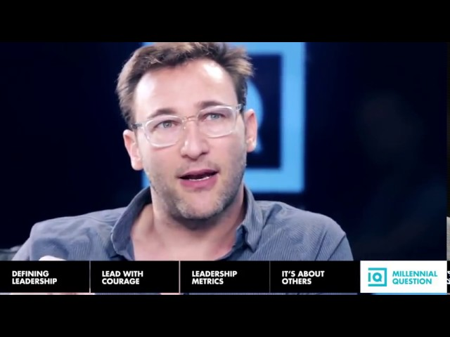 Simon Sinek on Millennials in the Workplace