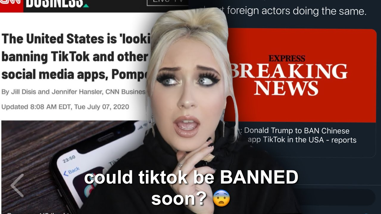 could tiktok be BANNED soon?!