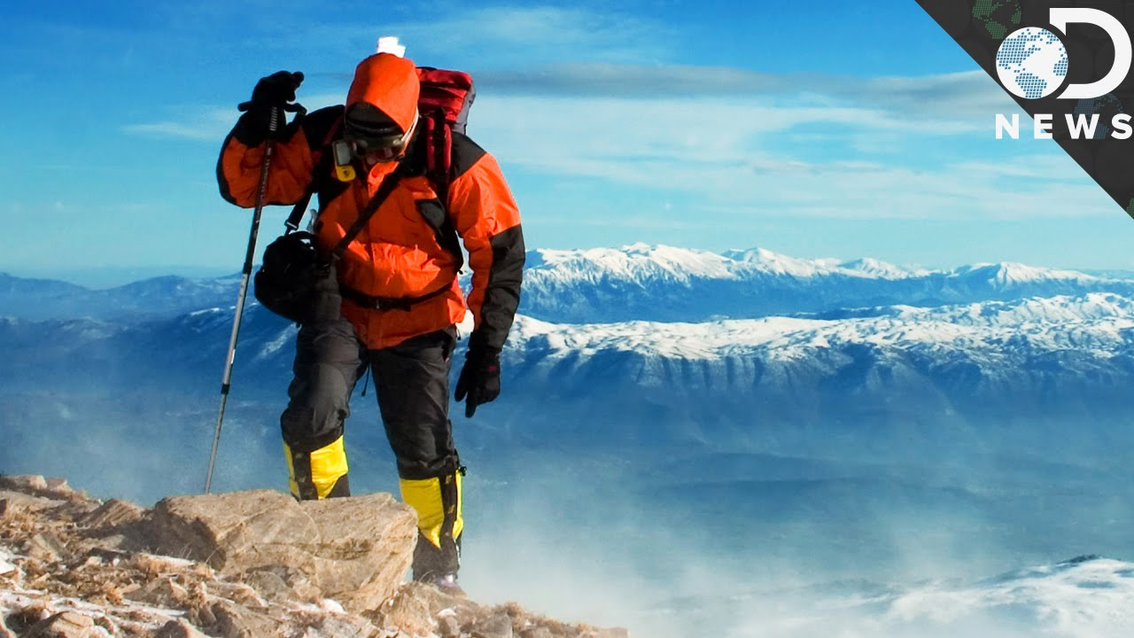 This Is What Happens To Your Body At High Altitudes - YouTube