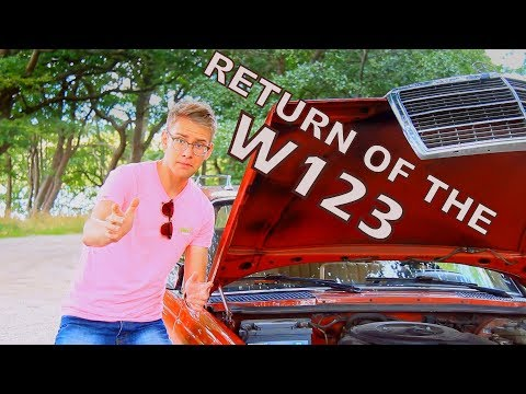 Return of The Mercedes-Benz W123