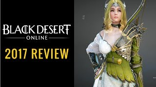 Black Desert Online Review 2017 | First Impressions | Part 1 | Early Levels