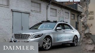 """Mercedes-Benz FutureInsight 2018: """"Human First"""""""