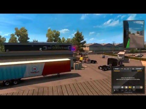 Let's Play American Truck Simulator - #006 - Multiplayer