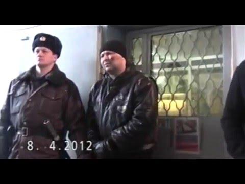 Сергей Балихин, следственный