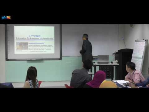 PKTtv   Service innovation For Value Creation In Business    Professor Michitaka Kosaka